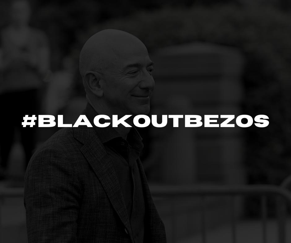 BlackOut Jeff Bezos