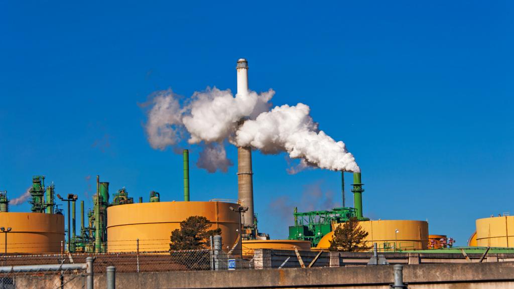 California Refinery